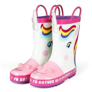 ankle boots unicorn child unicorn toys store