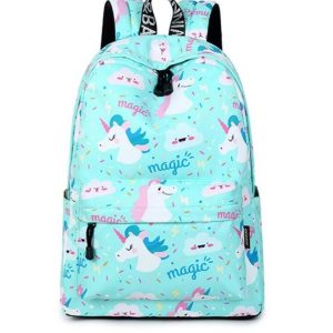 backpack of unicorn the more small at sell