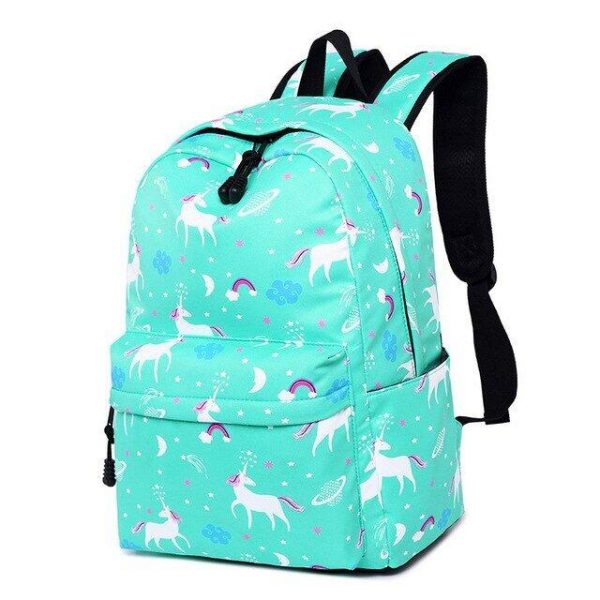 backpack school unicorn at sell