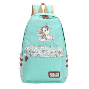 backpack unicorn cutie blue marine price