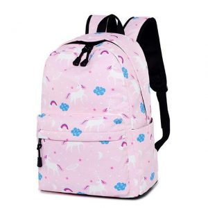 backpack unicorn girl primary supply school unicorn