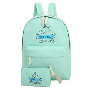 backpack unicorn green pastel unicorn toys store