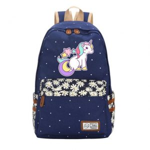 backpack unicorn magic green pastel buy