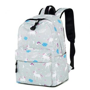 backpack unicorn school