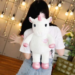 bag at back plush unicorn 60 cm buy