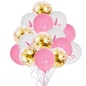 balloons anniversary unicorn inflatable unicorn toys store