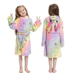 bathrobe head unicorn 11 years old price