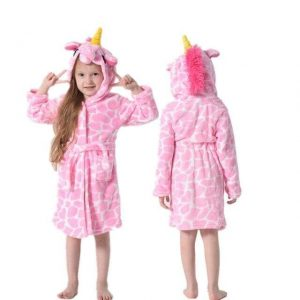 bathrobe unicorn baby 11 years old buy