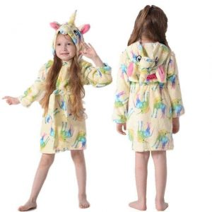 bathrobe unicorn girl 10 years 10 years unicorn toys store