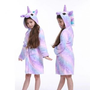 bathrobe unicorn girl 11 years old unicorn toys store