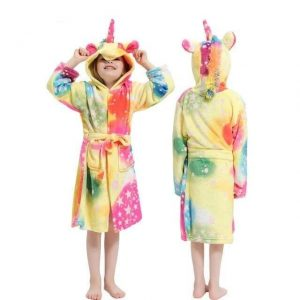 bathrobe unicorn girl 12 years 12 years bathrobe unicorn