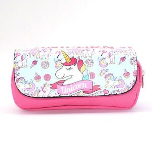 big pencil case unicorn supply school unicorn