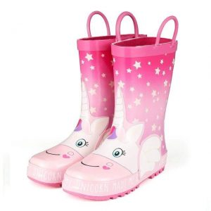 boot of rain unicorn girl buy