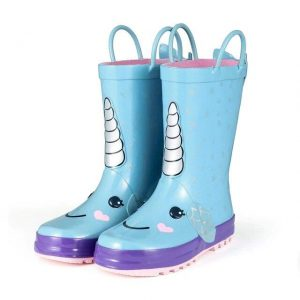 boot of rain unicorn not dear