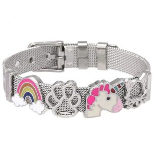 bracelet unicorn bow in sky price