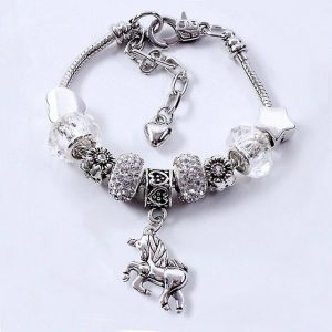 bracelet unicorn classic 20 cm at sell