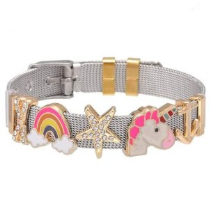 bracelet unicorn kawaii