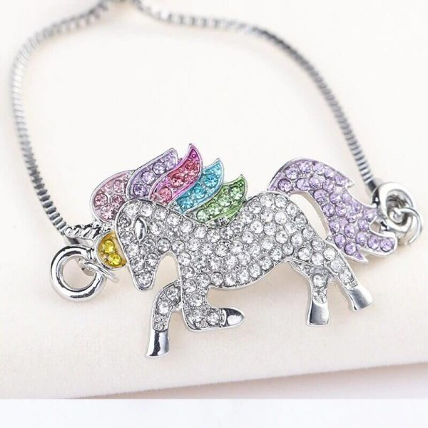 bracelet unicorn money at sell