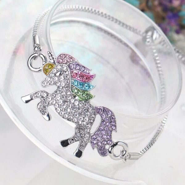 bracelet unicorn money jewelry unicorn