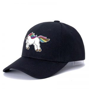 cap unicorn adult white at sell