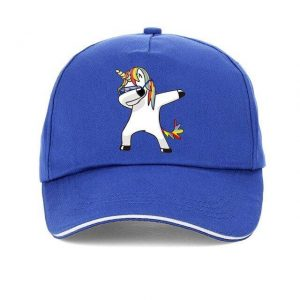 cap unicorn blue adjustable price