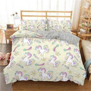 cover of quilt small unicorn 180x200 unicorn toys store