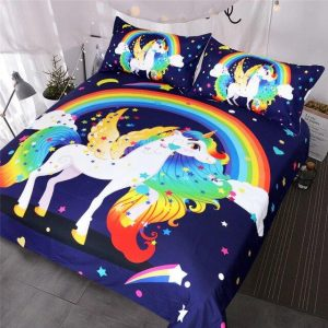 cover of quilt unicorn bow in sky 220x240 unicorn toys store