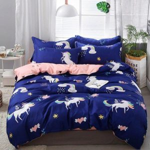cover of quilt unicorn comfortable 180x200 at sell