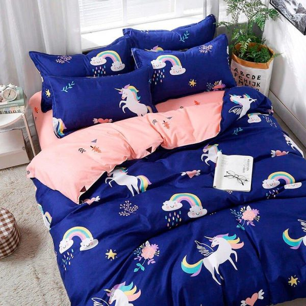 cover of quilt unicorn comfortable 180x200 price