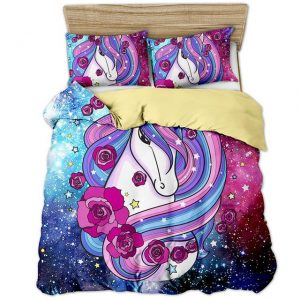 cover of quilt unicorn divine 180x200 at sell