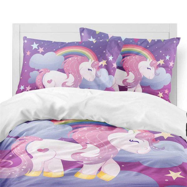 cover of quilt unicorn king 240x220cm buy