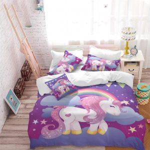 cover of quilt unicorn king 240x220cm cover of quilt unicorn 220x