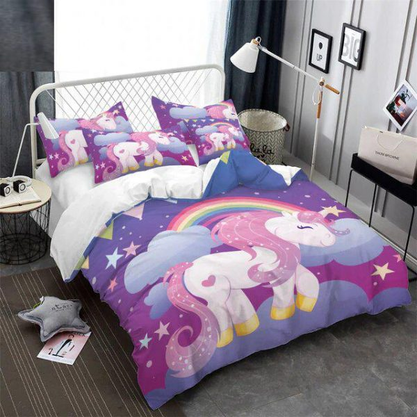 cover of quilt unicorn king 240x220cm price