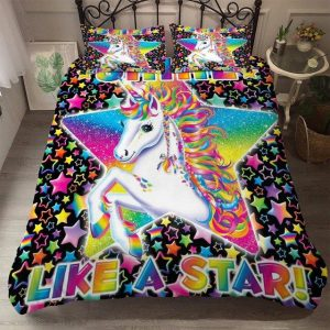 cover of quilt unicorn star 140x200 1