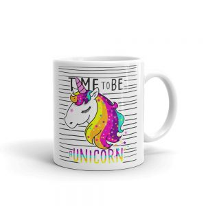 cup unicorn time to be unicorn