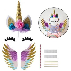 decoration cake unicorn