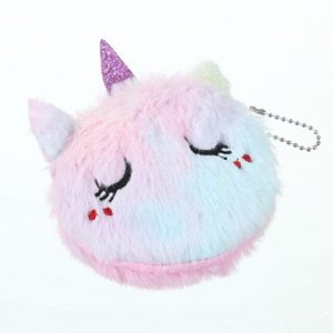door change unicorn plush kawaii not dear