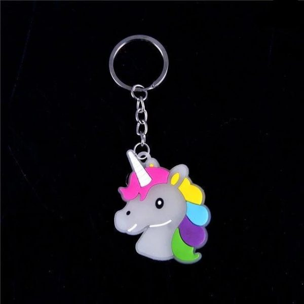 door key unicorn fluorescent buy