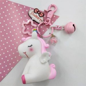 door key unicorn pink buy
