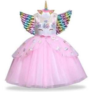 dress unicorn girl 3 years dress unicorn girl