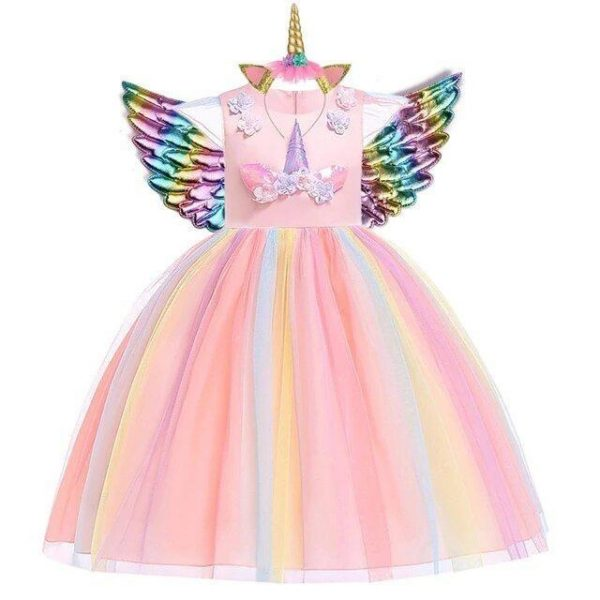 dress unicorn girl 9 years not dear