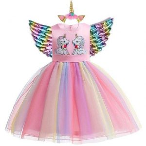 dress unicorn girl kawaii 10 years buy