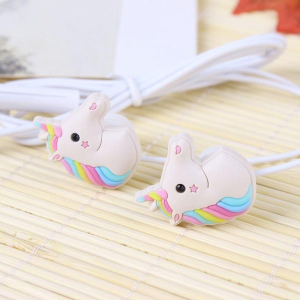 earpiece unicorn helmet earphone unicorn
