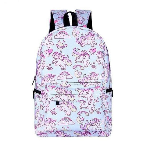 handsome backpack unicorn at sell