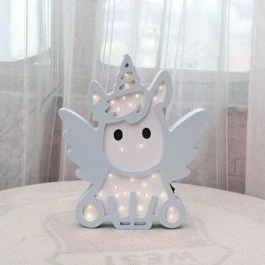 lamp unicorn at decorate at sell