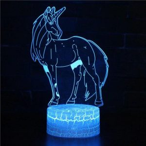 lamp unicorn bright price