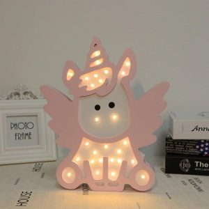 lamp unicorn decorative lamp unicorn