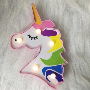 lamp unicorn wall lamp unicorn