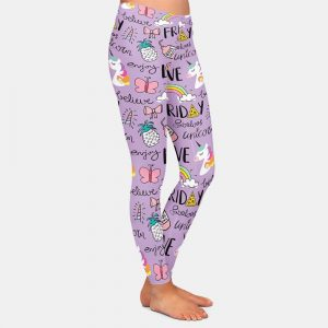 leggings life of unicorn xxxl leggings unicorn