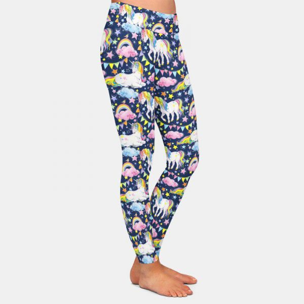 leggings unicorn festival xl